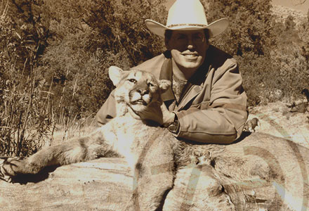 mark mckenna mountain lion harvest Photos
