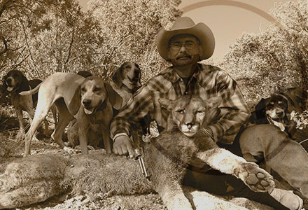 mick rudowsky pistol mountain lion kill Testimonials