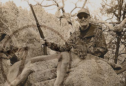 norm taylor rifle az mountain lion Testimonials